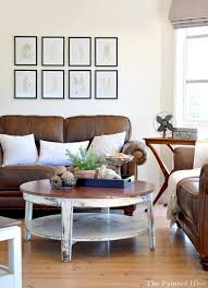 Brown Couch Decor Living Room by 194 Best Living Room Family Rooms Images On Pinterest Dining