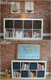 Decorating Fabric Storage Bins by Expedit From Ikea Bin Fabric Painting Home Stories A To Z