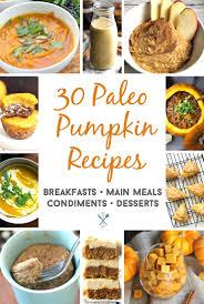 Paleo Pumpkin Cheesecake Snickerdoodles by 30 Paleo Pumpkin Recipes
