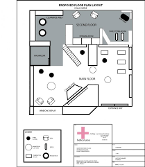 Store Floor Plan Archives