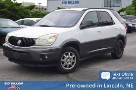 Pre-Owned 2004 Buick Rendezvous 4DR AWD SUV In Lincoln #4B18254A ... 2004 Buick Rendezvous Information And Photos Zombiedrive 2005 Ultra Allwheel Drive Specs Prices Taken At Vrom Volvo Owners Meeting 2015 Auction Results Sales Data For 2002 Listing All Cars Buick Rendezvous Cx Napier Sportz Suv Tent 82000 By Truck Bugout Survival Florida Keys Used 2003 Coachmen Rv 342mbs Motor Home Class A Wikipedia Woodbridge Public Auto Va Hose Broke Help Car Forums Edmundscom Is It A Minivan Or An Marginally Less Ugly