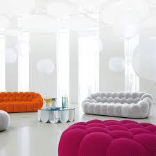 100 Roche Bois Furniture BUBBLE LARGE 3SEAT SOFA Bobois