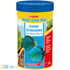 Decorator Crabs Reef Safe by Sera Discus Color Blue 3 9 Oz 250 Ml Fish Food For Blue Discus