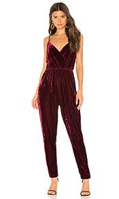 Cameo Velvet Jumpsuit Cupcakes And Cashmere 68