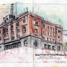Sketchbook Studies Julie Hamilton