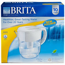 Brita Faucet Mount Instructions by Brita 35509 Everyday Water Filter Pitcher For Water Filtration Pitcher