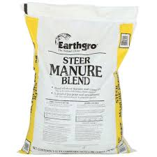1 CF Steer Manure Blend The Home Depot