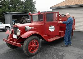 100 Fire Truck Museum Historic Fire Truck Finds New Home With Marin History Marin