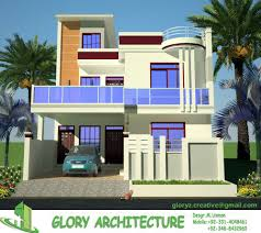 100 Garden Home Design Jinnah Garden House Elevation House Elevation 3D Elevation 3D Home