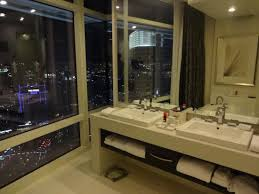 Bellagio 2 Bedroom Penthouse Suite by Master Bath Penthouse Suite 39th Floor Picture Of Aria Sky