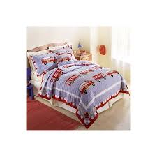 Shop PEM America Outlet Fire Truck 2-Piece Blue Twin Quilt Set At ... Shop Thomas Firetruck Patchwork 3piece Quilt Set Free Shipping Fire Trucks Police Rescue Heroes Bedding Twin Or Full Bed In A Bag Charles Street Kids 3 Piece Ryan Truck Fullqueen Air Sheet Trains Planes Cstruction Boys Buy 6 Fighter Themed Cute Comforter Simple Geenny Crib Cf 2016 13 Pc Baby Personalized Boy Mysouthernbasic Wonderful Maketop Affixed Cloth Embroidered Car Pattern 99 Toddler Wall Decor Ideas For Bedroom Crest Home Adore 2 Cars Toddler Sets Africa Bedspread Drop Target Startling Nursery Girls