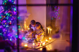 Bethlehem Lights Christmas Tree With Instant Power by An Unexpected Christmas The Christmas Story Good News Of