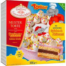 coppenrath wiese benjamin blümchen torte 500g