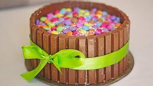 schokoladen kitkat smartiestorte
