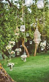 Interesting Outdoor Tree Decorations For 36 Your Wedding Table Decor With