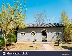 100 Www.home And Garden Chinese Traditional House And Garden Stock Photo 206542904