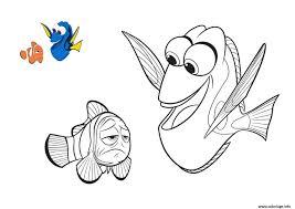 Gallery Of Dessin Nemo Et Doris Coloriage Nemo Coloriages