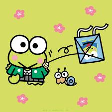 Keroppi กบเขียว Hello Kitty Sanrio Y Dibujos