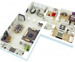 2 Bedroom Home Plans Colors 40 More 2 Bedroom Home Floor Plans