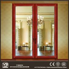 Outswing French Patio Doors by Decor Glass White Vinyl Sliding Lowes Patio Doors For Home