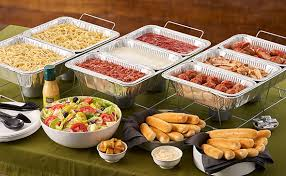 Create Your Own Pasta Station Lunch & Dinner Menu