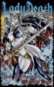 Lady Death Dark Millennium 2000 Preview Book 1