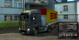 Euro Truck Simulator 2 Patches Updates Addons - Oukas.info Truck Design Addons For Euro Simulator 2 App Ranking And Store Mercedesbenz 24 Tankpool Racing Truck 2015 Addon Animated Pickup Add Ons Elegant American Trucks Bam Dickeys Body Shop Donates 3k Worth Of Addons To Dogie Days Kenworth W900 Long Remix Fixes Tuning Gamesmodsnet St14 Maz 7310 Scania Rs V114 Mod Ets 4 Series Addon Rjl Scanias V223 131 21062018 Equipment Spotlight Aero Smooth Airflow Boost Fuel Economy Schumis Lowdeck Mods Tuning Addons For Dlc Cabin V25 Ets2 Interiors Legendary 50kaddons V22 130x Mods Truck