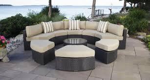 Contemporary Outdoor Furniture & Resin Wicker Patio Furniture