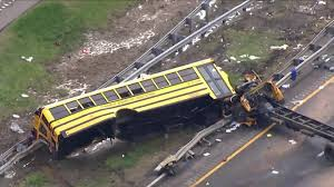 At Least 2 Dead, Many Injured In New Jersey School Bus Crash