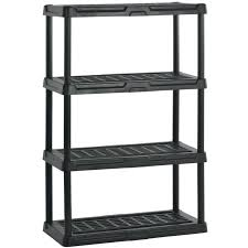 shelves interesting plastic storage cabinets with doors