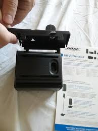 Bose Ub 20 Wallceiling Bracket by Ub 20 Wall Or Ceiling Bracket For Cube Speaker