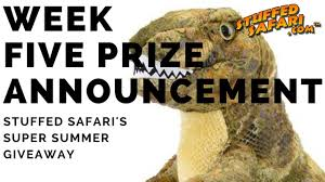 WIN A FREE STUFFED ANIMAL! STUFFED SAFARI'S SUPER SUMMER GIVEAWAY WEEK 5 Wild About Jesus Safari Stuffed Animals Griecos Cafree Inn Coupons Tpg Dealer Code Discount Intertional Delight Printable Proflowers Republic Hyena Plush Animal Toy Gifts For Kids Cuddlekins 12 Win A Free Stuffed Animal Safaris Super Summer Giveaway Week 4 Simon Says Stamp Coupon 2018 Uk Magazine Freebies Dell Outlet Uk Prime Now Existing Customer Tiger Tanya Polette Glasses Test Your Intolerance How To Build A Home Stuffed Animal