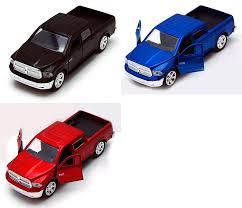 100 Dodge Trucks 2013 Amazoncom Ram 1500 Pickup Truck SET OF 3 Jada Toys