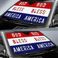 100 Sun Shades For Trucks God Bless America Car KaboodleWorld