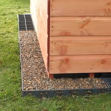 Cheap Shed Floor Ideas by Best 25 Shed Base Ideas On Pinterest Shed Foundation Ideas