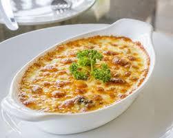 cuisiner chou recette gratin de chou blanc et viande hachée au carvi