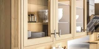 meuble haut cuisine vitre porte vitrée sagne cuisines