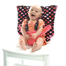 Walmart Canada Portable High Chair by Amazon Com My Little Seat Infant Travel High Chair Hula Loops