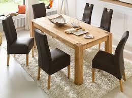 details zu esstisch eiche massiv küchentisch massivholz geölt tisch 140 x 80 cm
