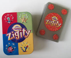 New Card Game Of Zigity By Cranium All About Fun And Games