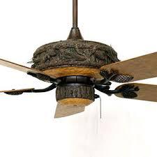 ceiling fans rustic lighting fans