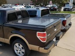 Peragon Retractable Truck Bed Covers For Ford F-Series F-150, F-250 ...