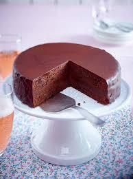 schokoladen mandel torte