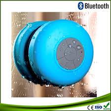 enceintes bluetooth transférable extérieure étanche salle de bain