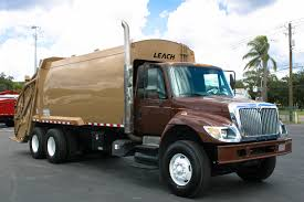 100 Commercial Truck Routes INTERNATIONAL Leach Garbage S S Garbage