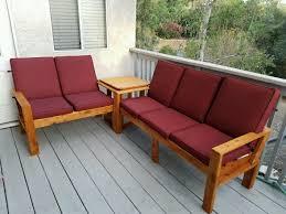 Faszinierend Outdoor Deck Furniture Plans Photos Paint Cushions ...