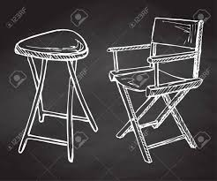 Two Folding Chairs Hand Drawn Chalk On A Chalkboard. Vector Illustration.. Adirondack Folding Chair Hans Wegner Midcentury Danish Modern Rope Style Bolero Grey Pavement Steel Chairs Pack Of 2 English Black Lacquer And Parcelgilt Campaign Amazoncom Fashion Outdoor Garden Recliner Classic Series Resin 1000 Lb Capacity Wedding Fishing Folding Chair Icon Black Monochrome Style Drive Lweight Cane With Sling Seat Buffalo Study With Writing Pad Buy Antique Wood Chairfolding Boardfolding Product On Samsonite Hire
