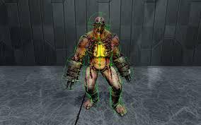 Killing Floor Fleshpound Hitbox by Steam Community Guide The Gunslinger Scrubsheet