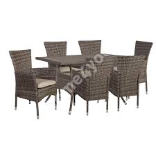 Garden Furniture Set PALOMA With 6-chairs (21135) 150x83xH72,5cm ... 88 Off Crate Barrel Paloma Ding Table Tables Amazoncom Tms Chair Black Set Of 2 Chairs Our Monday Mood Set Courtesy Gps The Dove Ding Corner And Bench Garden Fniture Paloma With 6chairs 21135 150x83xh725cm Glass Paloma Dning Table Chairs In Ldon For 500 Sale 180cm Oval Helsinki Fabric Solid Wood Six Seater Fabuliv Homelegance 137892 Helegancefnitureonlinecom Alcott Hill 5 Piece Reviews Wayfair Shop Simple Living Wooden Free