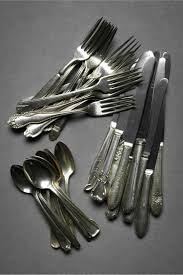 The 25+ Best Eclectic Flatware Ideas On Pinterest | Silver Cutlery ... Storage Bins Pottery Barn Metal Canvas Food Gold Flatware Set Cbaarchcom Ikea Mobileflipinfo Setting A Christmas Table With Reindeer Plates Best 25 Rustic Flatware Ideas On Pinterest White Cutlery Set Caroline Silver20 Piece Service For The One With The Catalog And Winner Yellow Woodland Fall By Spode Fall Smakglad 20piece Ikea Ideas For Easter Brunch Fashionable Hostess